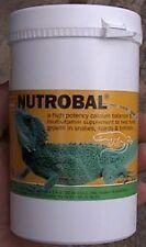 250g nutrobal, tortoise, lizard, birds NOT REPACKAGED