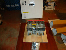 ABB  DISCONNECT SWITCH 600VOLTS /200AMPS  CAT # OES-200J12  NEW