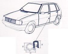 Guarnizione vano porta dx e sx Fiat Uno 3P