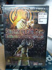 Shaolin vs. Evil Dead (Dvd, 2005)