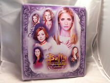 BUFFY THE VAMPIRE SLAYER WOMEN OF SUNNYDALE COLLECTORS BINDER