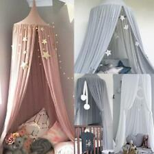 Kids Baby Dome Princess Bed Canopy Mosquito Net Play Tent Bedding Curtains Net