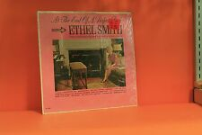 ETHEL SMITH - AT THE END OF A PERFECT DAY - DECCA - IN SHRINK VINYL LP -Z