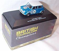 Austin Mini Cooper S Alec Poole Equipe Arden 1969 BTCC Champion 1:43 New in box