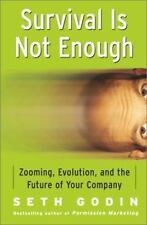 Survival Is Not Enough: Zooming, Evolution, and the Future of Your Com-ExLibrary
