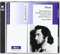 Luigi Toffolo, J. Massenet - Thais [New CD]