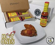 Hot Ones THE LAST DAB Moruga Scorpion Special Edition Hot Sauce SOLD OUT RARE
