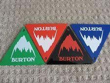 Burton Wax Scrapers (Set of 4)