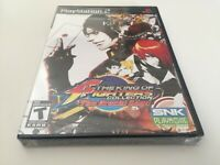 King of Fighters Collection- The Orochi Saga - PlayStation 2 Disc PS2 New
