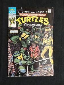 TMNT - Teenage Mutant Ninja Turtles No 1 Archie Adventure Series - First Issue!!