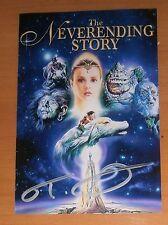 AUTOGRAFO Tami Stronach HAND signed STORIA INFINITA Princess Neverending story