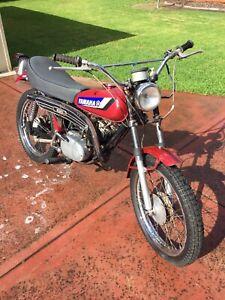 1970s Yamaha 100 Trail
