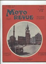 Moto Revue N°573  ; 3 mars  1934  : les volants magnétiques des moteurs