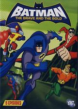 NEW DVD - BATMAN - THE BRAVE and the BOLD  - VOL 3 -