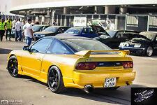 NISSAN s13 Kouki TYPEX 180sx Bodykit + posteriore come Oryginal 13 PEZZI!!! 200sx 240sx