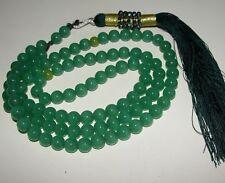 Afghanistan Agate Haqeeq Hakik Gemstone Opal Beads Rosary Tasbeeh Muslim Islamic