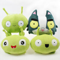 Final Space Mooncake Plush Doll Figure Soft Stuffed Toy Kids Xmas Cute Gift 25CM
