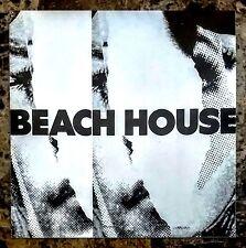 BEACH HOUSE '7' 2018 Ltd Ed New RARE Sticker +FREE Indie Rock Punk Stickers Lot!