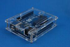 Caja de acrílico transparente Compatible con Arduino UNO R3
