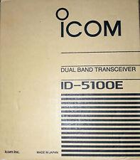 Icom ID-5100E D-Star FM-Mobiltransceiver Dualband Bluetooth-Steuerung  VHF UHF
