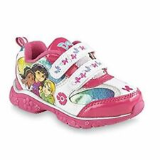 Dora the Explora Nickelodeon Kinder Mädchen Turnschuhe Schuhe Sneakers 27,5