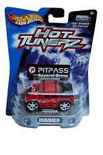 2003 Hot Wheels Hot Tunerz 2001 Hummer SUT Concept