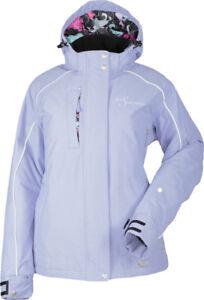 Divas Snowgear Lily Collection Jacket- Large