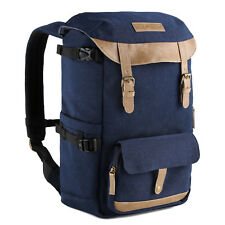 K&f Concept DSLR SLR Camera Tripod Backpack Bag Case Waterproof for Canon Nikon