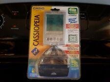 Casio Cassiopeia Pv-S400 Plus Pocket 4Mb Organizer New Sealed Nib