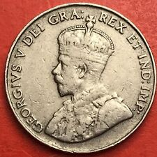 1925 Canada 5 Cents - VF - Lot#3304