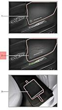 Genuine PORSCHE Cayenne Set Foot Mats Rubber Black 9Y00448011E0