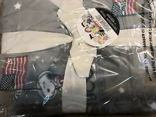 BERKSHIRE VELVET SOFT BLANKET THROW 55x70 Limited Edition Snoopy in Space NEW