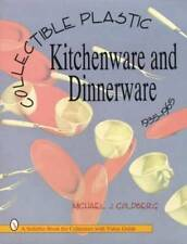 New listing Vintage Plastic Dinneware Kitchenware Collector Guide w Melmac Melamine Others