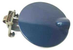 2004 Durango Fuel Tank Door Gas Cap Cover Patriot Blue Pearl PB7 *lite Scratch
