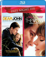 Dear John / The Vow (2012) [New Blu-ray] 2 Pack, Ac-3/Dolby Digital, D