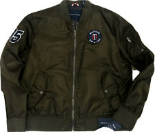 Men's Tommy Hilfer Spell Out Jacket NWT Authentic Water...