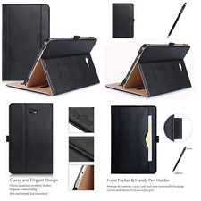 """Procase Samsung Galaxy Tab A 10.1 Case Stand Folio Cover For 10.1"""" Tablet SM T58"""