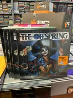 The Offspring LP Let The Bad Times Roll Limited Edition Orange Vinyl 2021