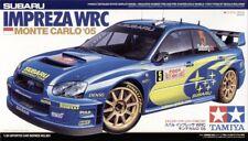 Tamiya 1/24 Subaru Impreza WRC Monte Carlo 05 # 24281