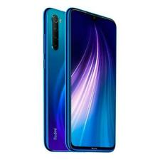 XIAOMI REDMI NOTE 8T 64GO BLEU BLUE 4G ECRAN 6.3 POUCES 4Go GLOBAL VERSION 64Go