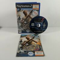 Medal of Honor: Rising Sun - PlayStation 2 (PS2) - PAL - Complete - Free P&P