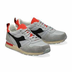 Diadora Scarpa Sneaker Unisex CAMARO ICONA Grigio