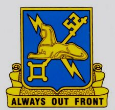 Army Military Intelligence Decal Sticker