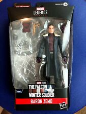Marvel Legends Baron Zemo The Falcon and the Winter Soldier