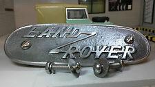 Land Rover Serie 1 De Fundición De Aluminio grill/grille bañera Insignia Placa Replica 302361