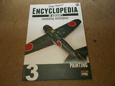 "Mig Ammo Encyclopedia of Aircraft Modelling Techniques Vol 3 ""Painting"""
