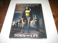 Down for Life DVD - Jessica Romero Rascal Chicano Latina Gangs - NEW