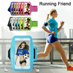 For Samsung Galaxy Gym Running Jogging Sports Armband Holder Mobile Phones