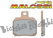 5902 FRONT BRAKE PADS MALOSSI MHR SYNT DERBI 50 GP1 GPR RACING NUDE