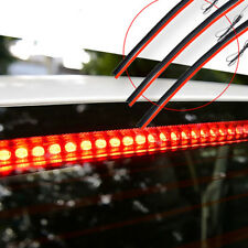 Car High Mount Rear Tail Light Brake Stop Lamp Indicator Led Strip 35inch Length